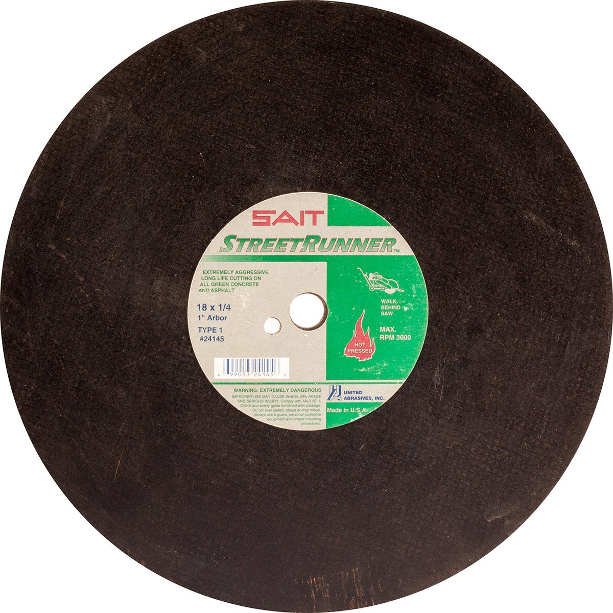 Category: Street Saw Wheels | United Abrasives